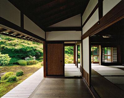 Jacqueline Hassink, 'Genkō-an 3 Northwest Kyoto 9 June 2009 (8:00–9:00)', 2009