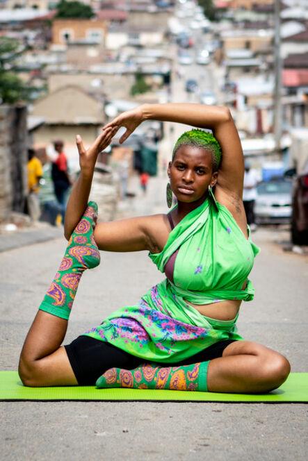 Mantala Nkoatse & Zivanai Matangi, 'My Body is a Museum (Street Pose)', 2019