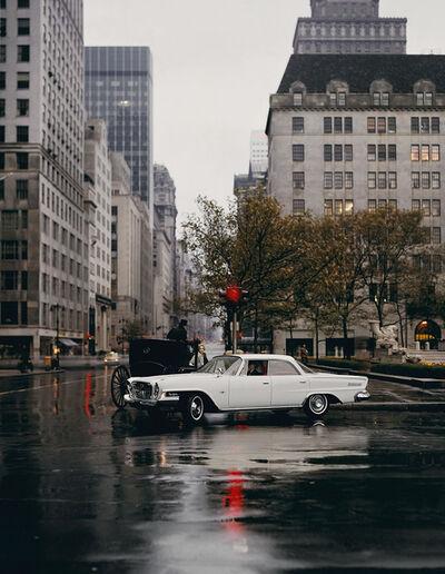 William Helburn, 'Chrysler New Yorker, 5th Avenue, NY', 1962