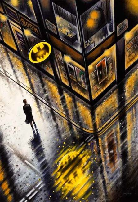 John Duffin, 'London - Gotham, Berwick Street, Soho', 2020