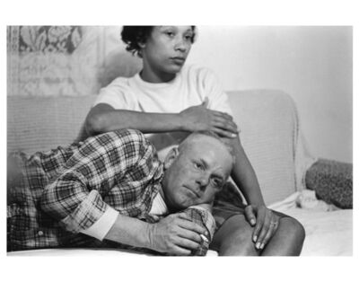 Grey Villet, 'Richard and Mildred Loving watching television at home, Kind and Queen County, Virginia, 1965'
