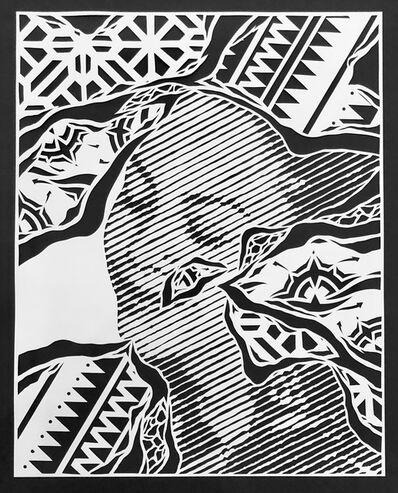 Ian Kuali'i, 'Mana Wahine #2 Hāwane', 2019