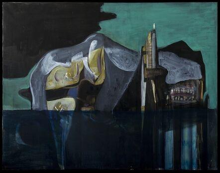 Håkon Bleken, 'Dødens ø I,', 2015