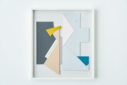 Mateo López, 'The waste of my time, Composition #13', 2020