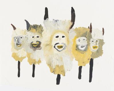 Mariana Bunimov, 'Máscaras', 2015