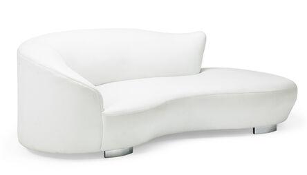 Style of Vladimir Kagan, 'Mambo sofa', 2000s