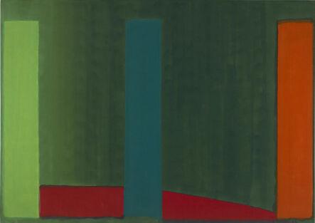 John Hoyland, '12.6.66', 1966