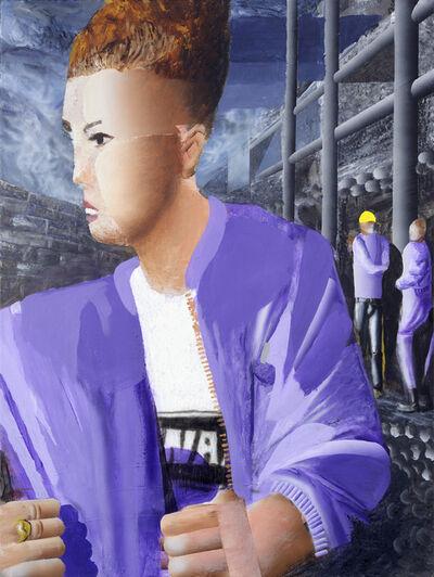 Julius Hofmann, 'Chewan', 2020
