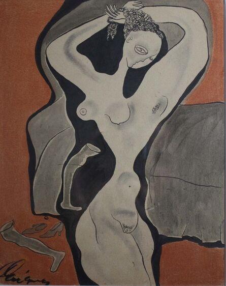 Carlos Enriquez, 'Desnudo', ca. 1930
