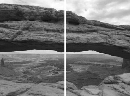 Kiki Gaffney, 'Gray Arch #2', 2017