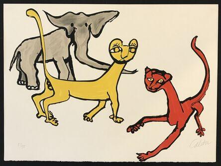 Alexander Calder, 'Our Unfinished Revolution', 1975