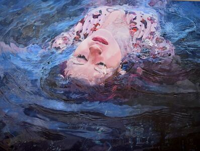 Abi Whitlock, 'Breaking the Surface'
