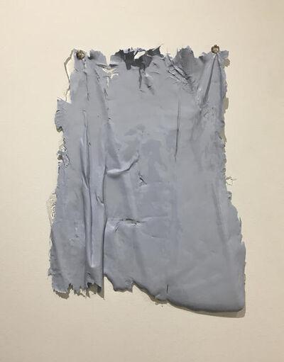 Lesley Bodzy, 'Blue Wall Drape', 2020