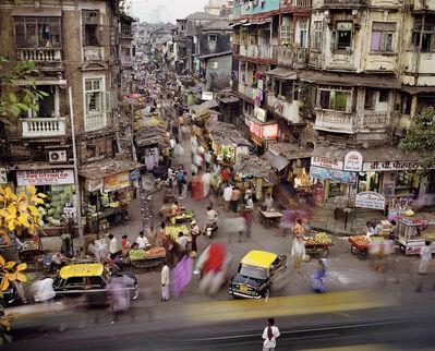Martin Roemers, 'Sardar Vallabhbhai Patel Road and SS Maharaj Marg, Kamathipura, Mumbai', 2007