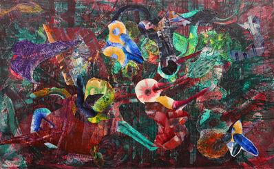 Herbert Creecy, 'Brazilian Romance: Swamp Things', 2001
