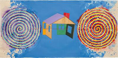 James Rosenquist, 'Below the Equator, Above the Equator', 1975
