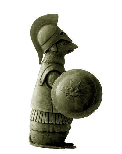 Bjorn Skaarup, 'Greek Warrior Mouse'