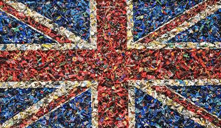 Willem Boshoff, 'Flag I', 2003