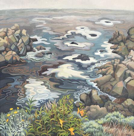 Phyllis Shafer, 'Coastal Fog'