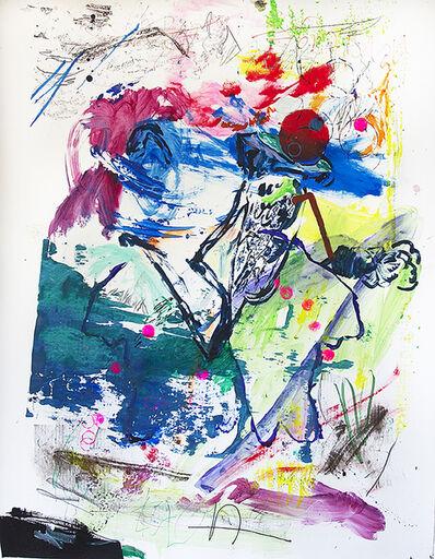 Ilidio Candja Candja, 'Untitled #7', 2017