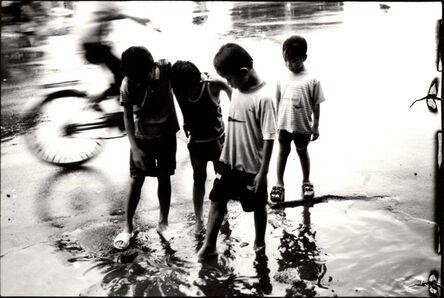 Nicola Bensley, 'Spokes Through Shallows, Vietnam'