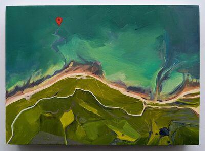 Kate Rasche, 'Blackfish Rock, Montauk', 2021