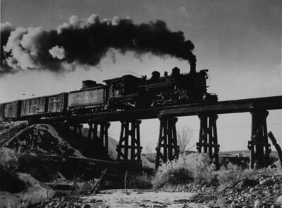 Richard Steinheimer, 'Returning From Farmington, NM or From Durango', January 1961