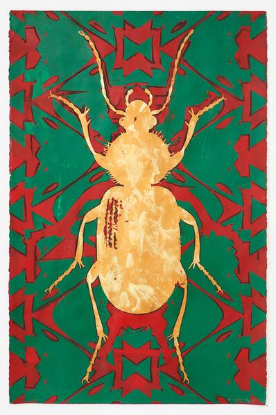 Kendell Geers, 'Wittgensteins Beetle 2020', 2018