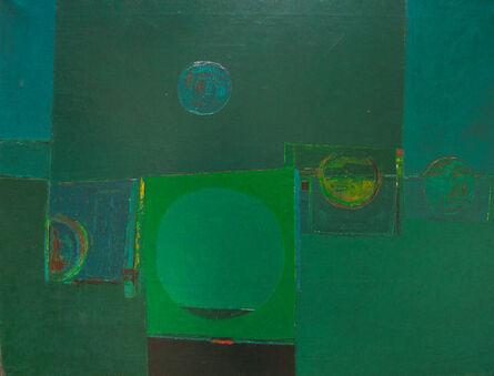 Sarah Grilo, 'En Verdes', 1959