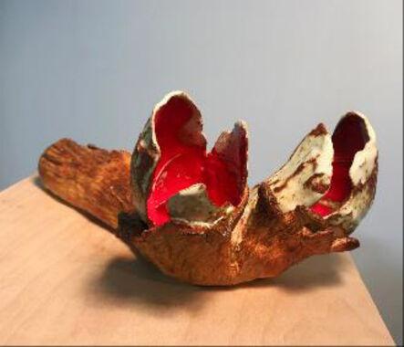 Carol Goebel, 'Red Pods'