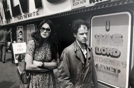 Anthony Hernandez, 'London #9', 1971