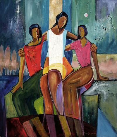 Hubert Jackson, 'Mother and Daughters', 2016