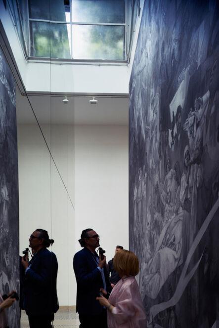 Jiří David, 'Apotheosis (Installation view)', 2015