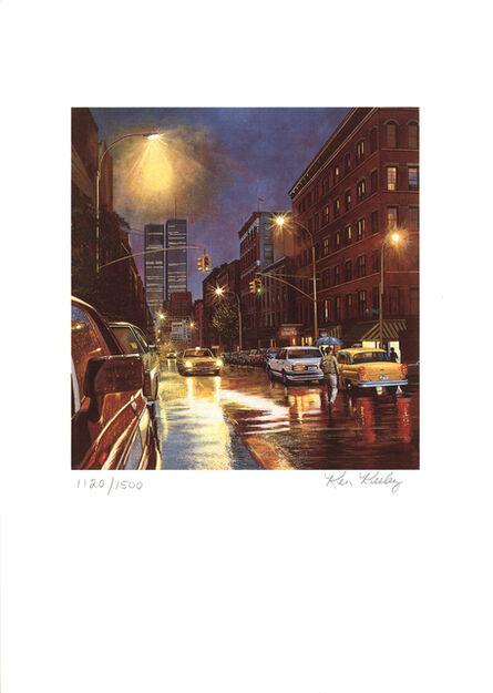 Ken Keeley, 'Prince Street', (Date unknown)