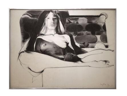 Richard Lytle, 'Lotus', 1972