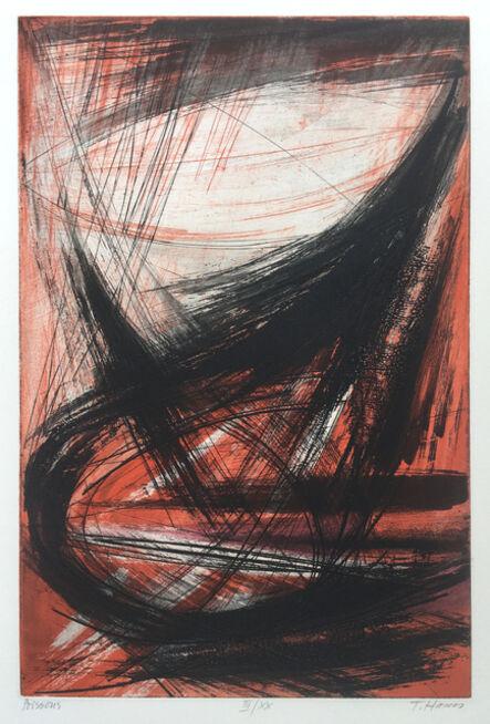 Terry Haass, 'Poissons', 1962