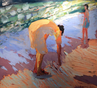 Linda Christensen, 'Collecting', 2015