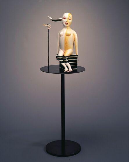 Patti Warashina, 'Back Talk', 2009