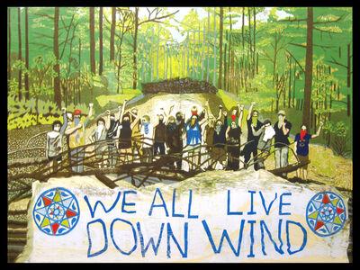 Jeremiah Johnson, 'Down Wind (Ed 2 of 2)', 2012