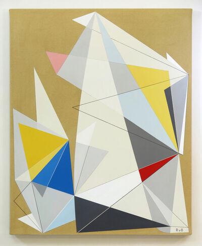 Robert von Bangert, 'Hyeres', 2016