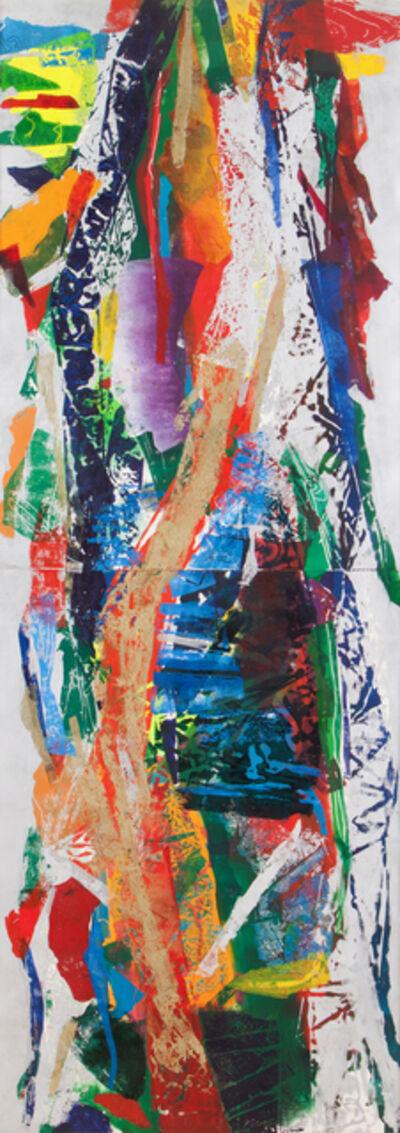"John Chamberlain, '""Mac Snasky's Taxi"", 1989'"