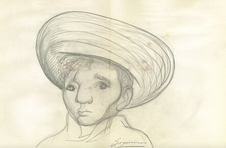 David Alfaro Siqueiros, 'Niño Campesino'
