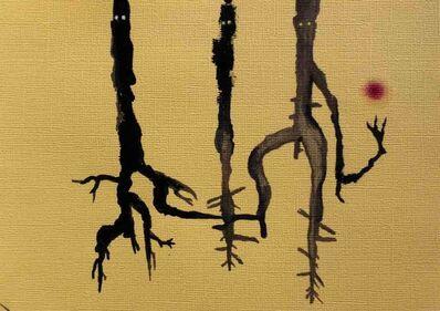 Tiz Creel, 'If trees could make energy balls', 2018