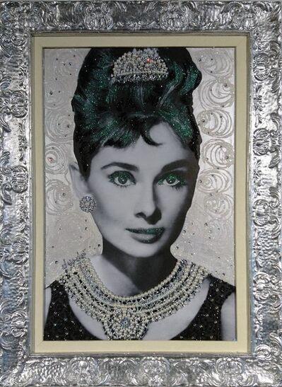 Daniel Dondé, 'Audrey Hepburn', 2016