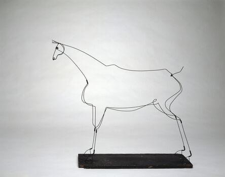 Alexander Calder, 'Horse', ca. 1928