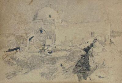 Tidaosh Richter, 'Rachel's Tomb', Early 20th century