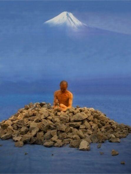 He Yunchang 何云昌, 'Dream Journey - From Fukuoka Asian Art Musuem to Mount Fuji 卧游—从福冈美术馆到富士山', 2009
