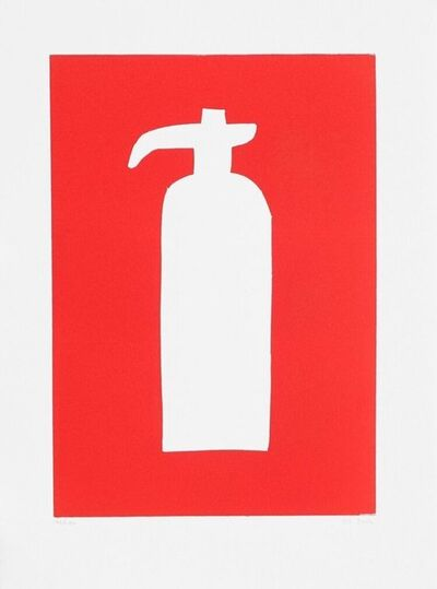 David Shrigley, 'Fire Extinguisher', 2014