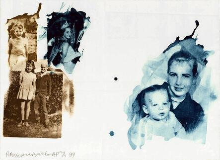 Robert Rauschenberg, 'Bubba's Sister', 1999