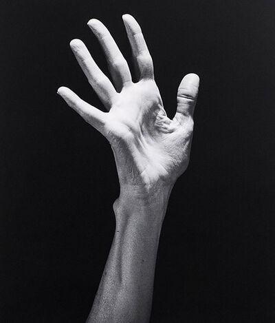 Robert Mapplethorpe, 'Lucinda's Hand', 1985